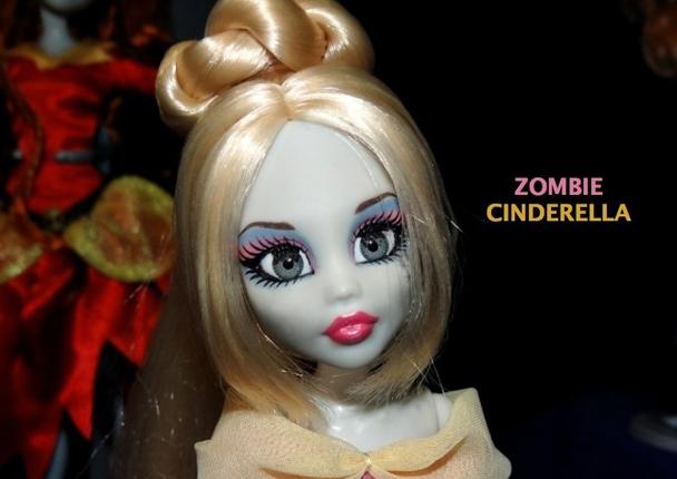 куклы ван знакомы зомби